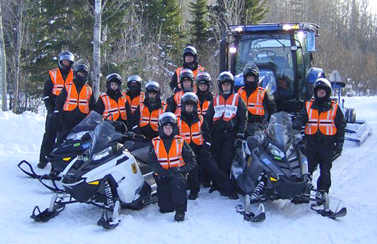 Upper Peninsula Snowmobiling | UP Snowmobiling | TASA | Tahquamenon Area Snowmobiling | Newberry MI Snowmobiling